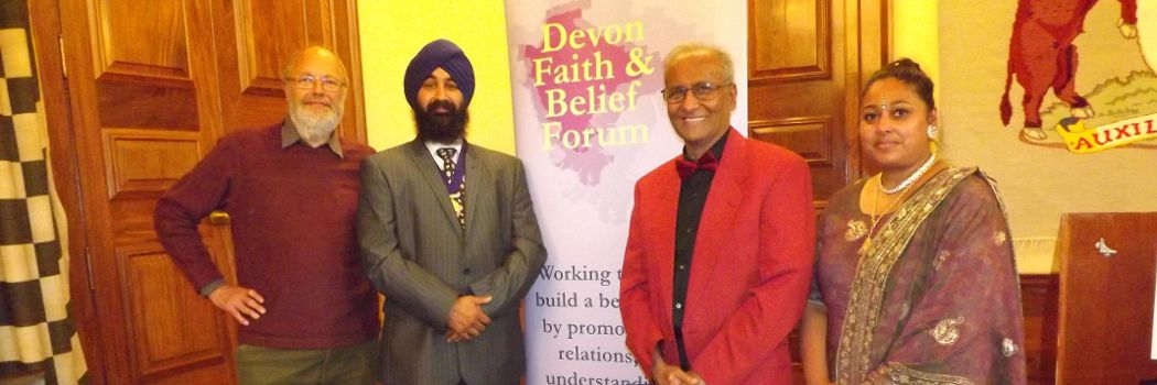 Join the Devon Faith and Belief Forum
